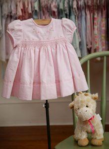 Pink Dress May 2020